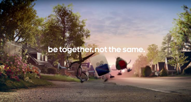Rock, Paper and Scissors are friends in latest Android commercial