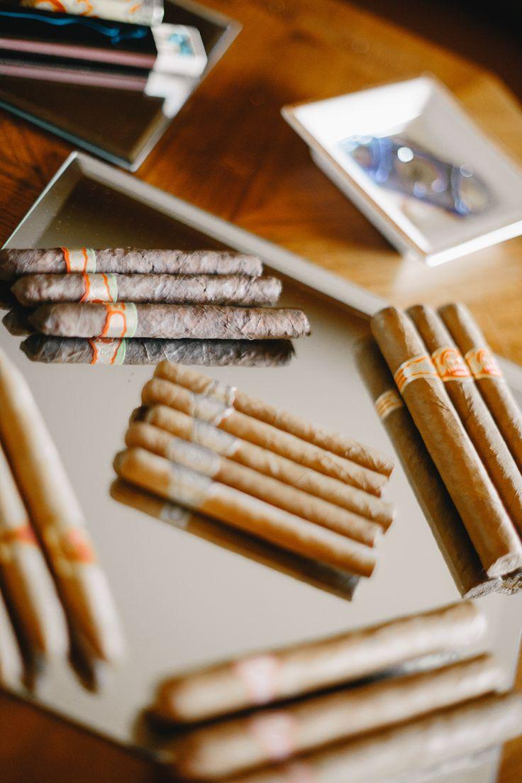 A fine pasto,un buon sigaro.