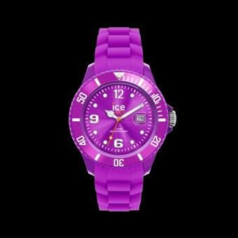 ICE-SOLID  El modelo básico que cualquier coleccionista de relojes Ice-Watch debe tener. Diez colores atrevidos y brillantes iluminan tu muñeca: blanco, azul, verde, amarillo, rosa, etc. Este reloj es un accesorio de moda genuina con tonos que evolucionan de acuerdo a las tendencias de moda: gris antracita, morado y azul más intenso y un rosa al estilo pop. La correa está hecha en Ice-Ramic ultra-sólidos.