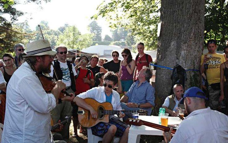 35ème Festival Django Reinhardt de Samois  -