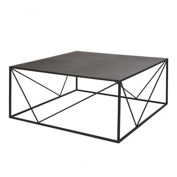 Black Metal Coffee Table Newton Products Coffee Table Living