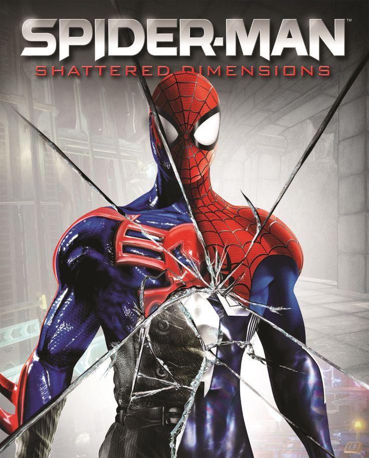spider man shattered dimensions free online games
