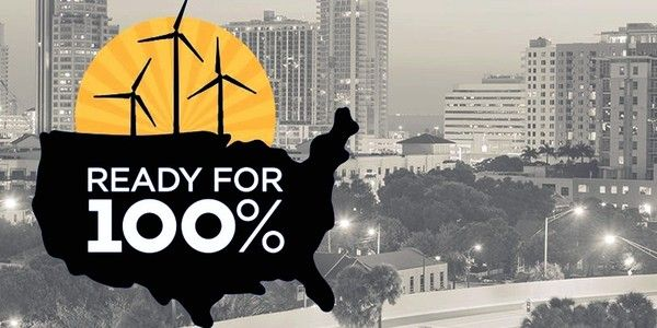 Saint Petersburg Becomes First Florida City to Commit to 100% Renewables