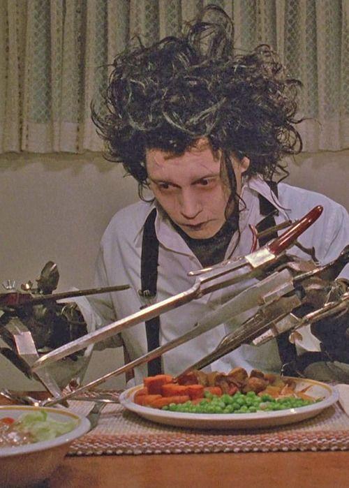 Edward scissorhands film review essay