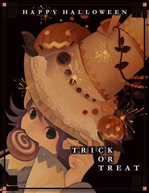 Halloween by muhoho-seijin