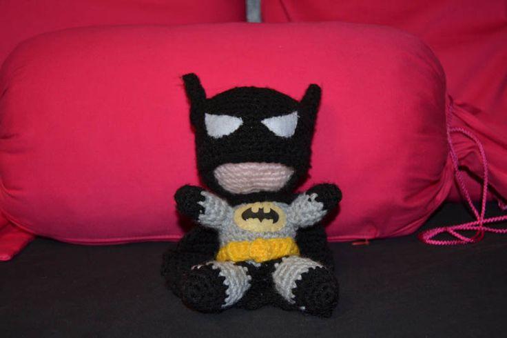 Ese Batman! No hay patrón, lo he ido haciendo :S
