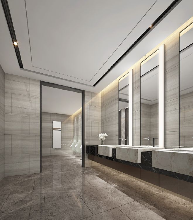 25 best ideas about restroom design on pinterest public