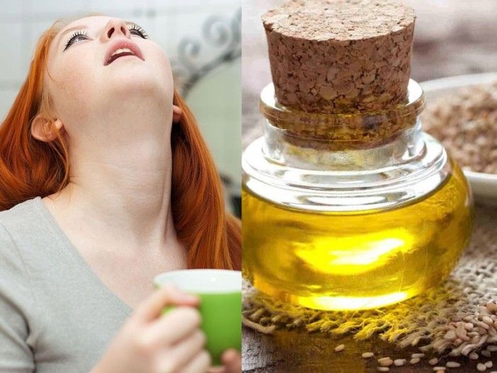 БЛОГ ПОЛЕЗНОСТЕЙ: Полоскание рта кунжутным маслом: древняя аюрведическая практика от 100 болезней!
