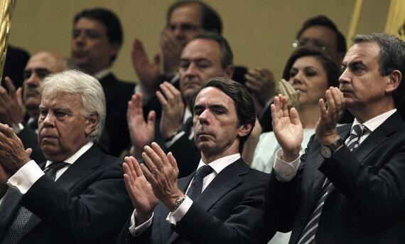 #FelipeVI La casPPa ... PPSOE aplauden al nuevo rey. En las próximas elecciones os vamos a mandar a freír espárragos. pic.twitter.com/ws9eoLRu6X