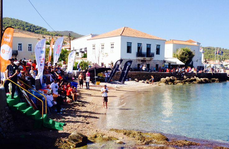 Spetses Mini Marathon 2013