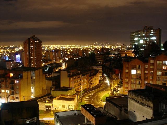 Bogotá, Colombia 2011 by juanlopeza, via Flickr