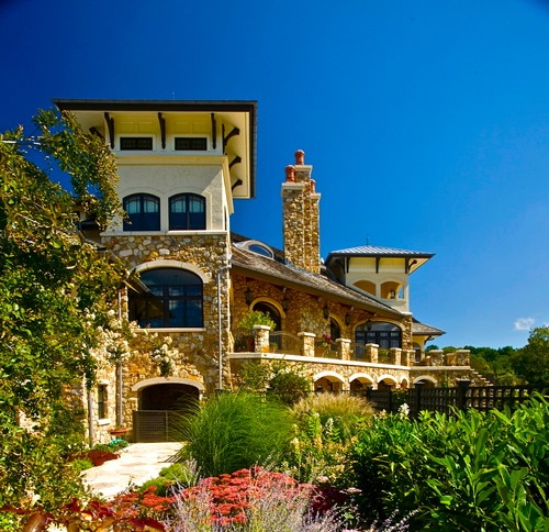 Exterior Pictures Of Mediterranean Style Homes Cities: Spanish Style Images On