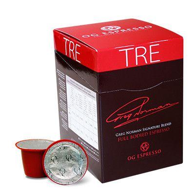 OG Greg Norman Signature Blend TRE Pods