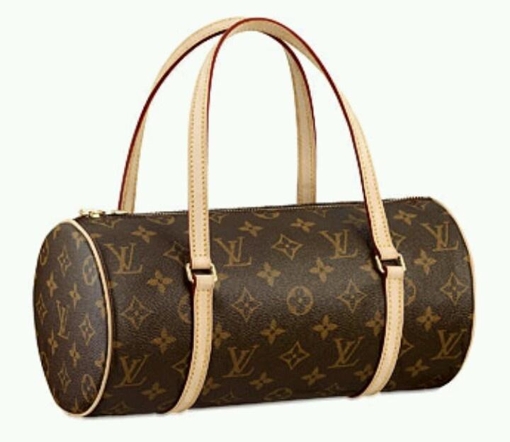 Louis vuitton handbag..I LOVE my Pappilion!!