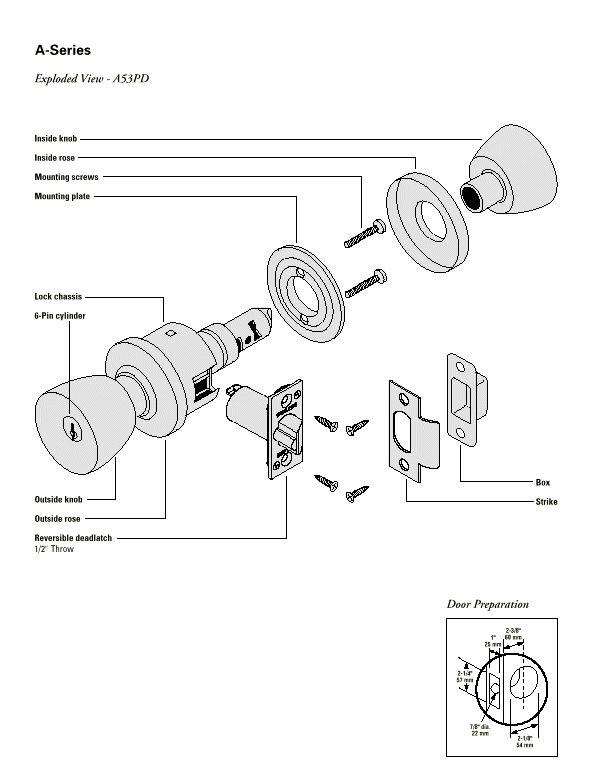 door mechanism parts door lock parts car door lock. Black Bedroom Furniture Sets. Home Design Ideas