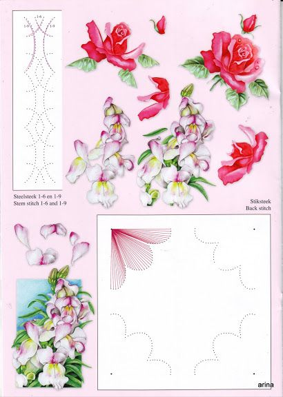 holy roses batman. _ cartes brodees - Page 22