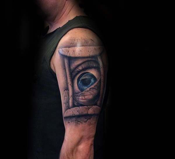 Tattoo Ideas And Designs For Men: Spiritual Tattoos For Men