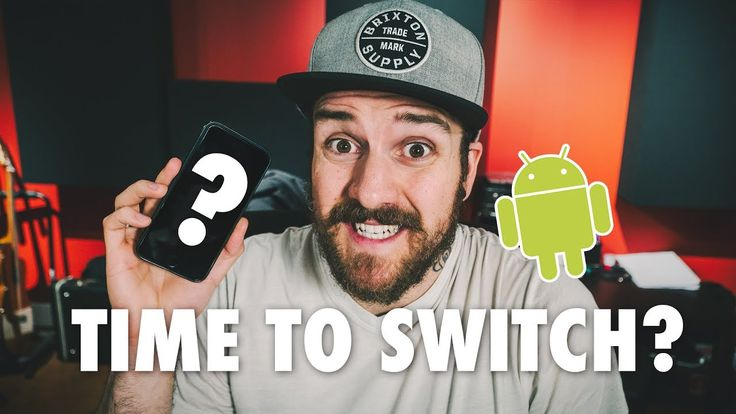 Should I Switch from iPhone to Android? | iPhone X release - #DunnaVlog 40