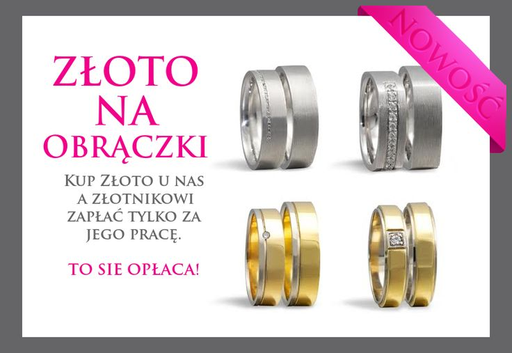 Planujesz ślub? Kup złoto w mennicy i oszczędzaj! Policz na naszym kalkulatorze ile złota potrezbujesz na swoje wymarzone obrączki. www.mennicamalopolska.pl #obraczki #zloto #slub #wesele #zloto #dyskontzlota #mennica #mennicamalopolska