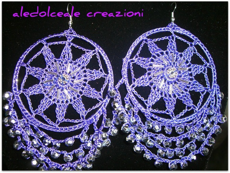 from FB fanpage of artist L'uncinetto creazioni BY ALEDOLCEALE