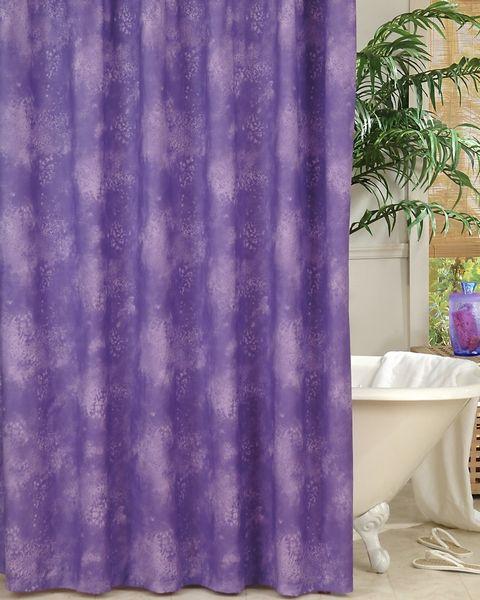 103 best Shower Curtains images on Pinterest   Purple shower ...