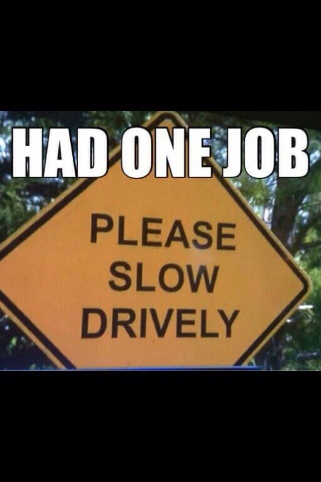 46 best images about You only had one job on Pinterest