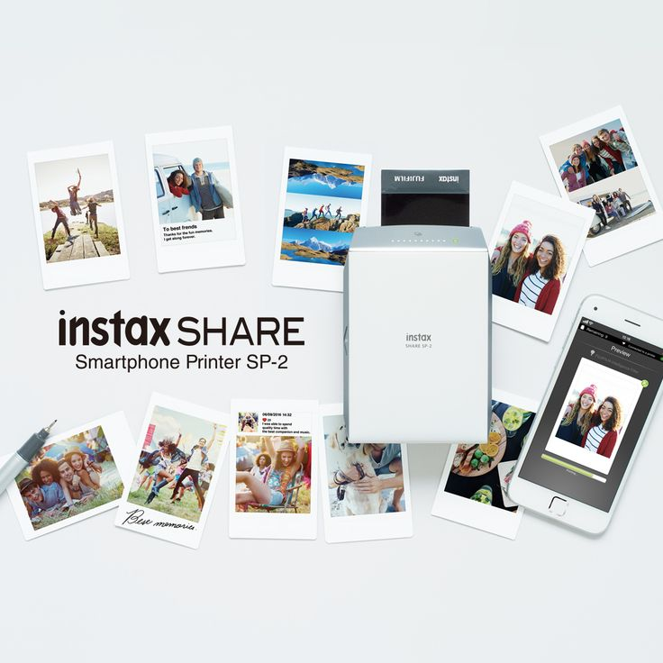 Specifications: instax SHARE Smartphone Printer SP-2 | FUJIFILM
