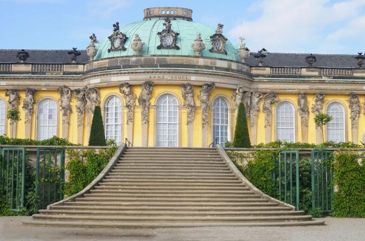 Sans Souci Palace, Potsdam