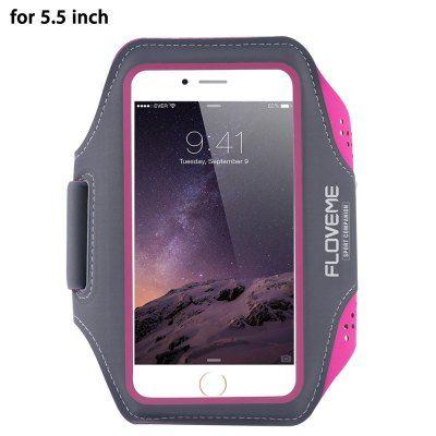 FLOVEME Sport Fitness Armband Phone Case for iPhone 6 Plus / 6S Plus / 7 Plus