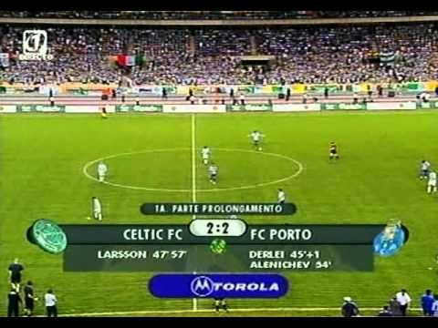 FC Porto vs Celtic Glasgow (2003 UEFA Cup Final) - Extra-Time