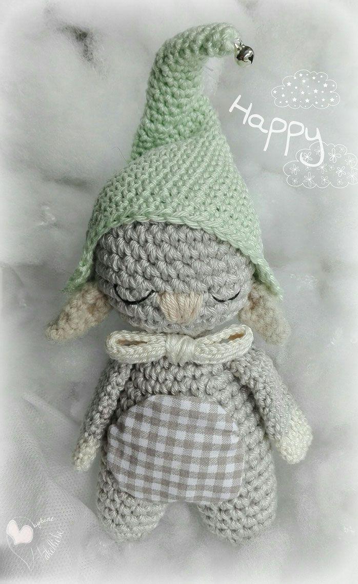 446 besten Crochet Amigurumi Cuties Bilder auf Pinterest | Tiere ...