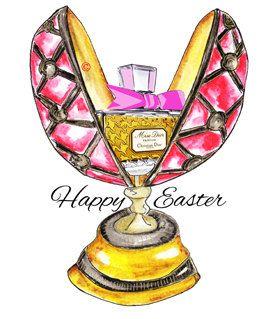 Easter Celebration  by Balea-Raitz on Etsy