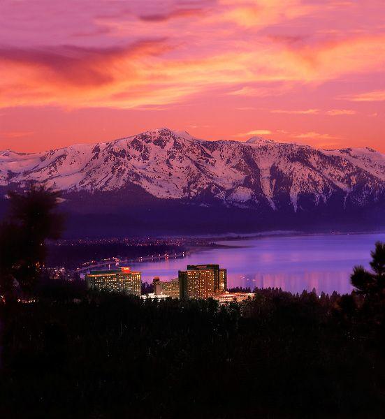 Lake Tahoe Casinos | Harrah's Harvey's Casino HOtels, South LAke Tahoe, NV.jpg | Vance Fox ...