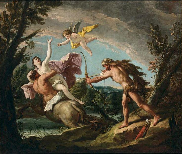 Herakles (Herkül) ve 12 Görevi   Yunan Mitolojisi   Okur Yazarım
