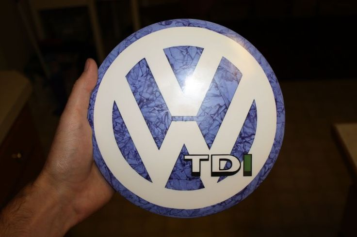BluTDI's Disc Dyes - Disc Golf Course Review