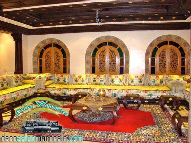 101 best Salon marocain images on Pinterest | Lounges, Moroccan room ...