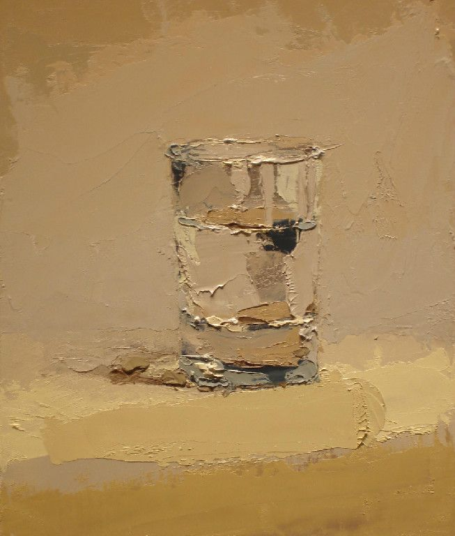 Brian Blackham, understated rich color, thick lush paint                                                                                                                                                     More