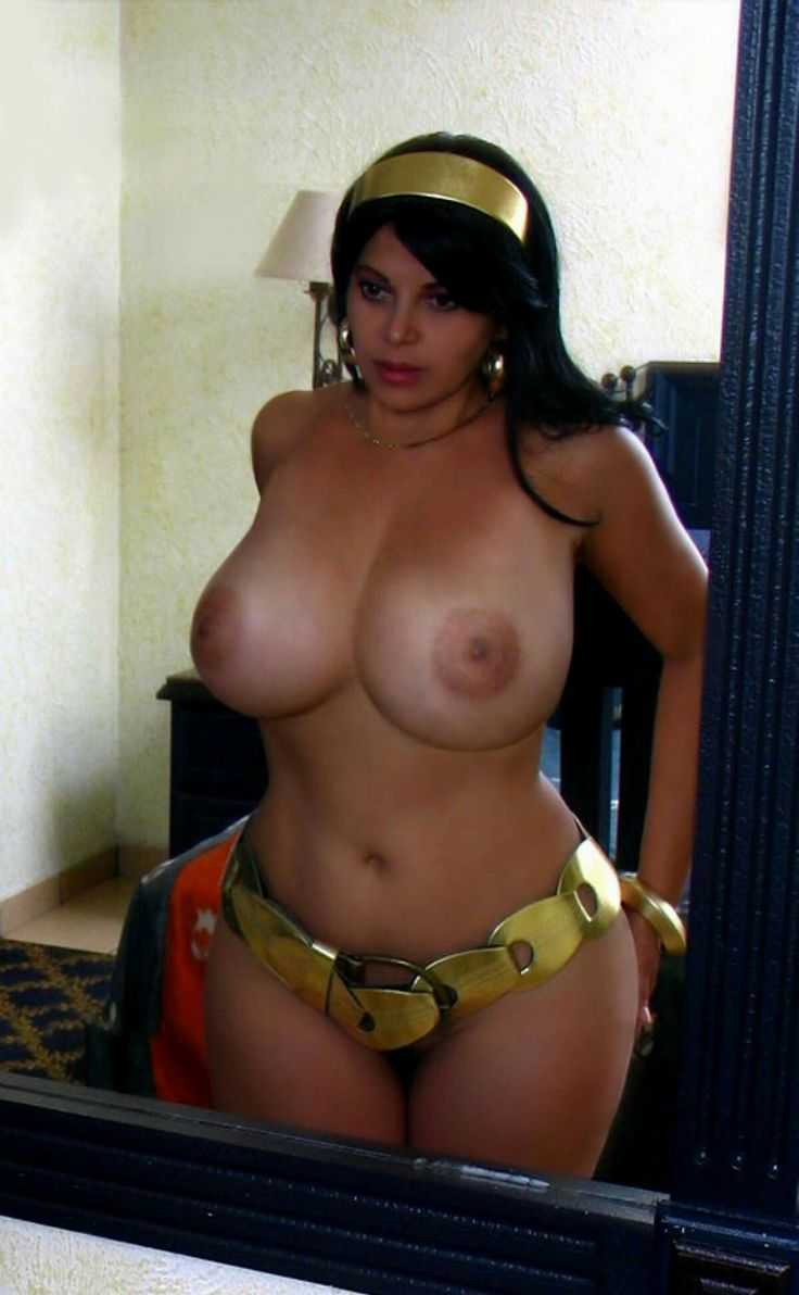 Something is. nude wonder woman big tits something is