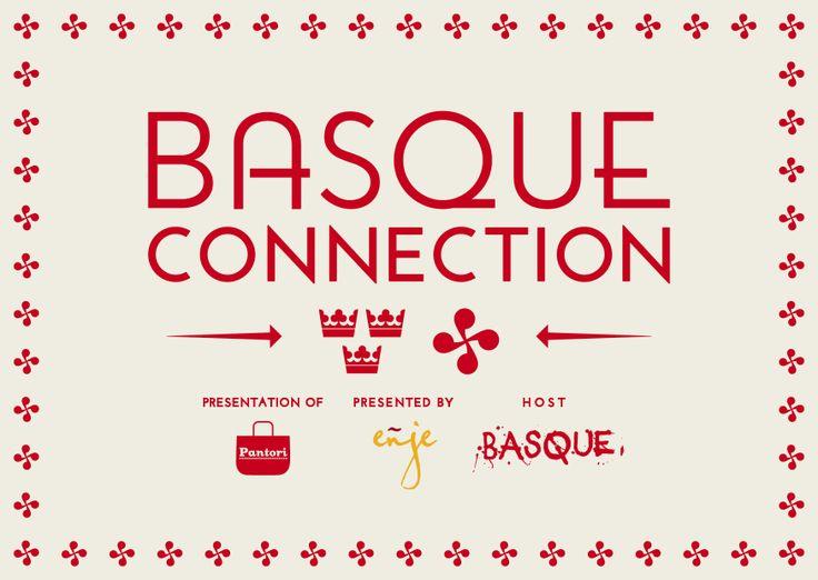 Basque Connection (flyer). Pantori.se