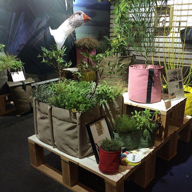 Le stand BACSAC sur le salon Ambiente à Frankfurt - février 2015
