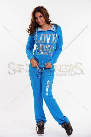 Set MissQ Complete Sport Blue