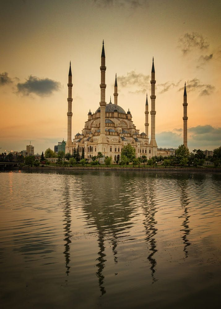 adana muslim The plain of adana, an extensive agricultural region, is located northwest of  it  is a unesco world heritage site and contains many holy relics of the muslim.