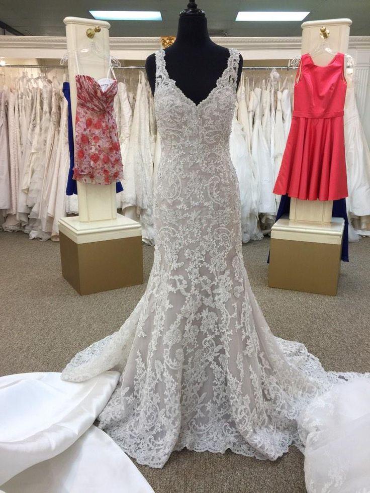 Martina Liana 673 Inside the Boutique Wedding dresses