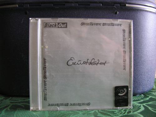 BLACK-OUT zenekar Ezüstkötet c. albuma - 1997. - CD-Hungarian-rock-grunge - magyar zene, 90-es évek