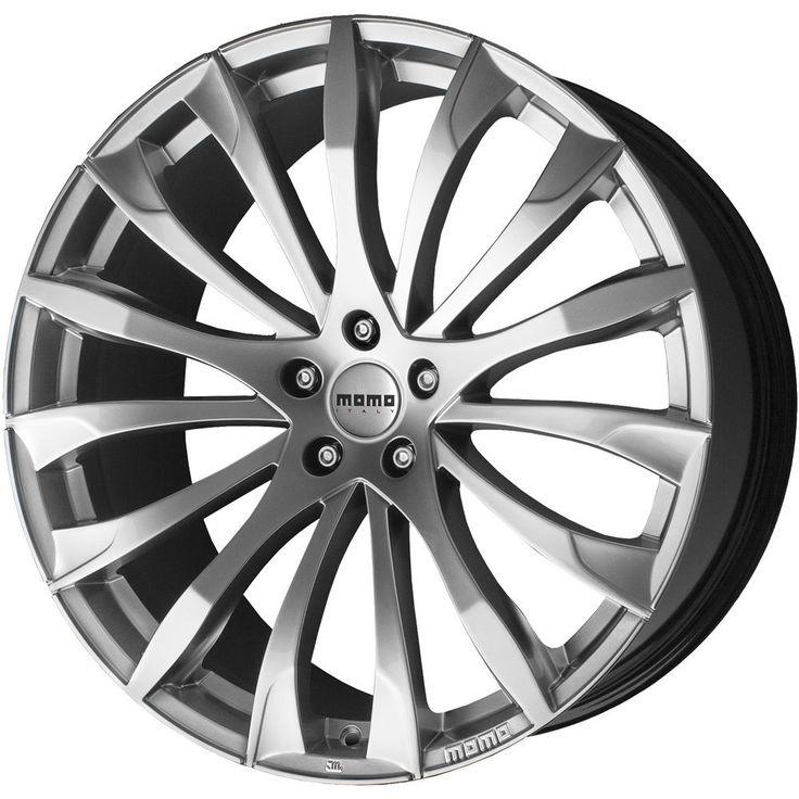 "18"" MOMO Sting HS 7.5J ET45 alloy wheels fit BMW 3 Series Touring E36 90-98 #bmw http://www.ebay.co.uk/itm/231971600809"