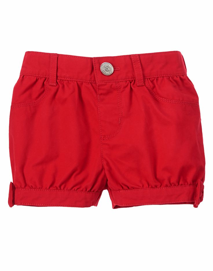 Red Bow Shorts at Gymboree Collection Name: Parisian Afternoon