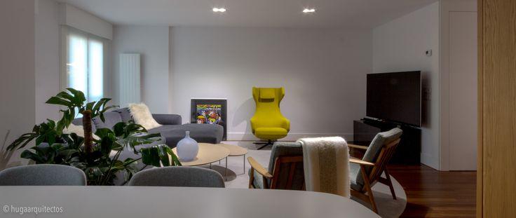 Reforma interior de vivienda en Vigo. TRIPLE S. – huga