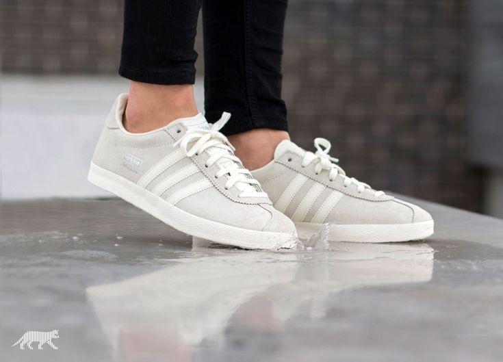 white gazelle adidas