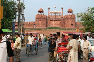 1. DEL GANGES AL HIMALAYA: DELHI