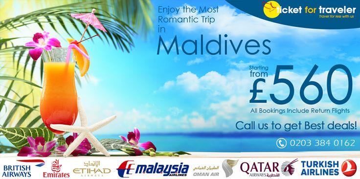 Maldives best offer